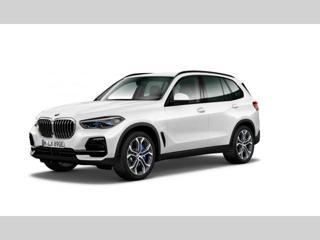 BMW X5 3.0 xDrive SUV hybridní - benzin