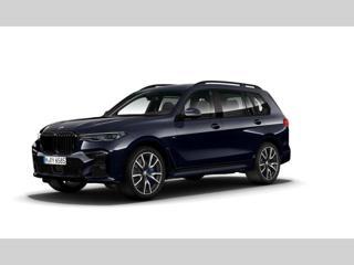 BMW X7 xDrive40d SUV nafta