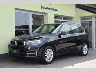 BMW X5 4,0e xD*HYBRID*245K*ACC*H&K SUV hybridní - benzin
