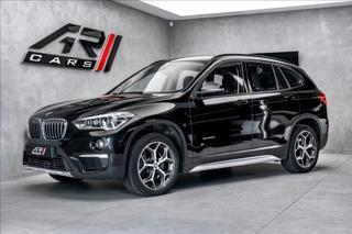 BMW X1 xDrive 20d, LED, Navigace, Tažné  OV,Ko SUV nafta