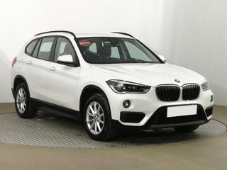 BMW X1 xDrive25d 170kW SUV nafta