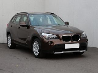 BMW X1 2.0 d, 1.maj, Serv.kniha, ČR SUV nafta