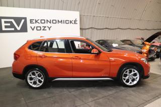 BMW X1 18/20D xdrive Msport ČR SUV