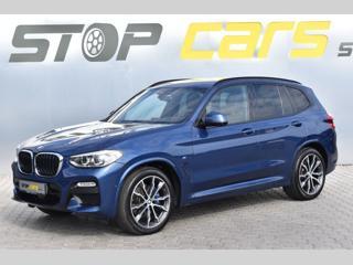 BMW X3 3.0 d Sport SUV nafta