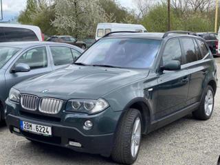 BMW X3 3.0 Panorama SUV nafta