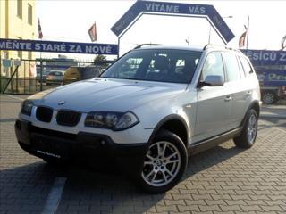 BMW X3 2,0 xDrive *VELMI DOBRÝ STAV* SUV nafta