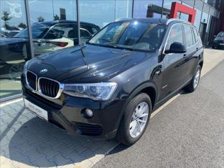 BMW X3 2,0   xDrive SUV benzin