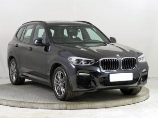 BMW X3 xDrive30d 190kW SUV nafta