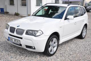 BMW X3 3.0d 160kW Automat SUV