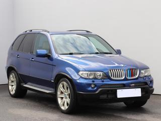 BMW X5 3.0d SUV nafta