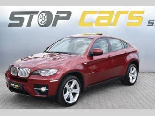 BMW X6 3.0 d SUV nafta