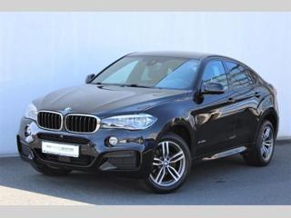 BMW X6 xDrive30d Mpaket SUV nafta