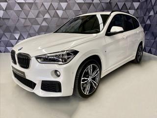 BMW X1 20d xDrive M-SPORT,HIFI,LED,TAŽNÉ SUV nafta
