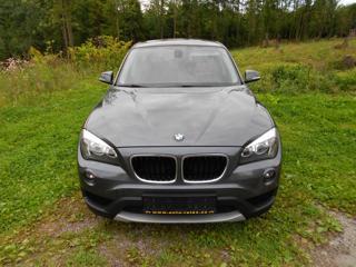 BMW X1 320 X Drive,Zachovalé, SUV