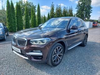 BMW X3 2,0 xDrive 20d XLine SUV nafta