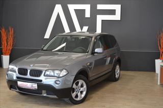 BMW X3 18D*Manuál*PDC* SUV nafta