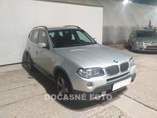 BMW X3 3.0d, Serv.kniha SUV nafta