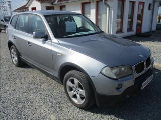 BMW X3 2,0 D, 4x4,automat,digiklima, SUV nafta