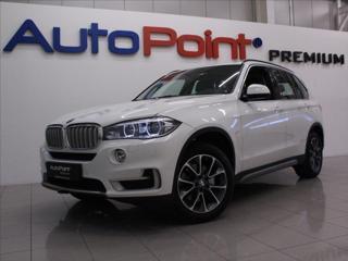 BMW X5 3,0 40d xDrive HUD Panorama LED SUV nafta
