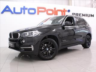 BMW X5 3,0 30d AT xDrive NAVI Kamera SUV nafta