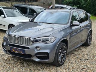 BMW X5 M50d 280kW M SPORT ČR NOVÉ, 1.MAJIT SUV