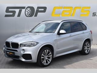 BMW X5 3.0 d SUV nafta