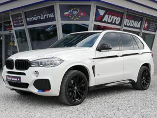 BMW X5 3,0d xDrive M-paket 1.majitel SUV