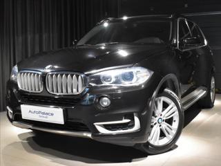 BMW X5 3,0 30d xDrive 124 000km ČR SUV nafta