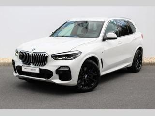 BMW X5 xDrive30d vzduch tažné CZ SUV nafta