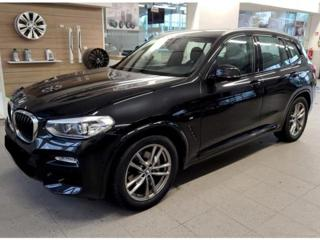 BMW X3 20i xDrive, M-Sport SUV benzin