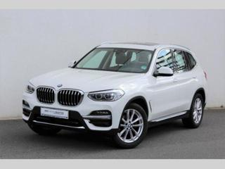 BMW X3 xDrive20d Luxury Line SUV nafta