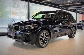 BMW X5 xDrive30d M-Sport Pano/Tažné SUV nafta