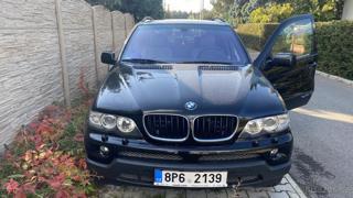 BMW X5 e53 MANUAL 160kW FL 2004 tažné SUV