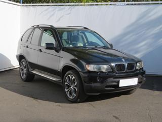 BMW X5 3.0 d 135kW SUV nafta
