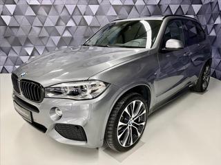 BMW X5 30d xDrive M-SPORT,M-ADAPTIVE,HIFI,TAŽNÉ SUV nafta