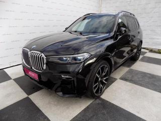 BMW X7 30d M Sport/xDrive REZERVACE SUV nafta