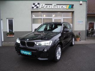 BMW X3 2,0 d xDrive M Sport terénní nafta