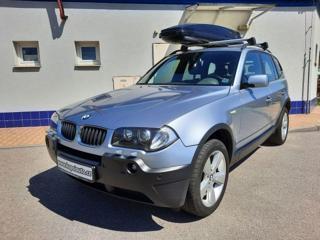 BMW X3 3.0 i terénní benzin