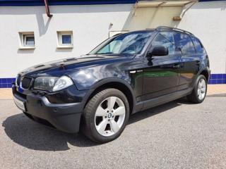 BMW X3 3.0 d Sport terénní nafta