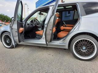 "BMW X3 3,0d + 20"" Alu TOP terénní nafta"