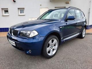 BMW X3 3.0 i Sport terénní benzin