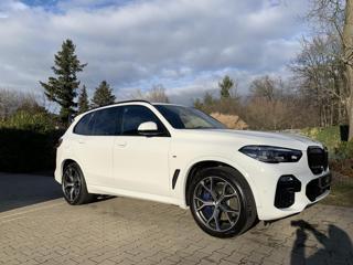 BMW X5 3.0d xDrive M-Paket terénní