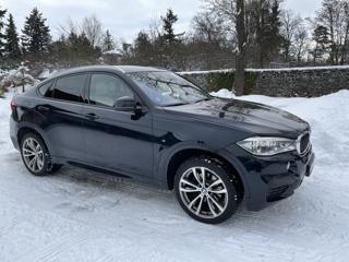 BMW X6 30d xDrivve M-Paket terénní