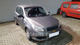 Chevrolet Aveo 1.2 16V, ČR hatchback benzin
