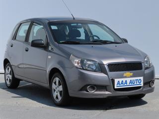 Chevrolet Aveo 1.2 i 16V 62kW hatchback benzin
