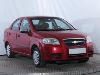 Chevrolet Aveo 1.2 i 53kW sedan benzin