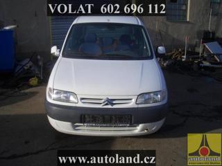 Citroën Berlingo VOLAT 602 696112