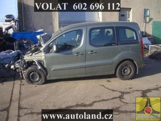 Citroën Berlingo VOLAT 602 696112  nafta