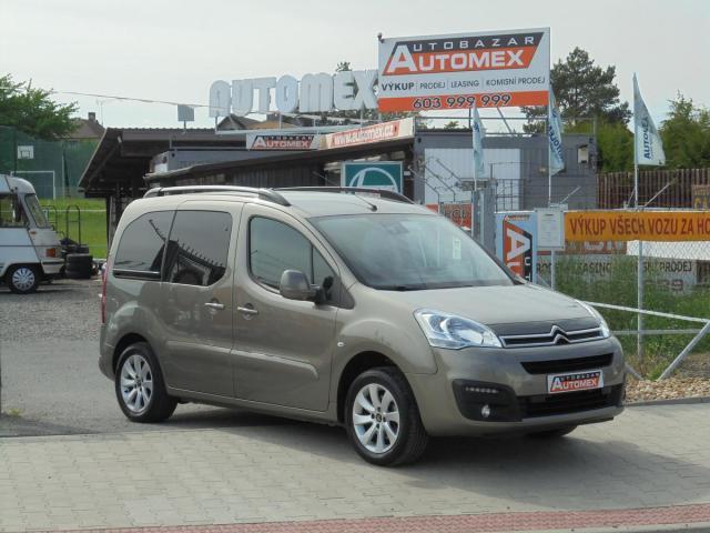 Citroën Berlingo 1.6 HDi Multispace hatchback nafta