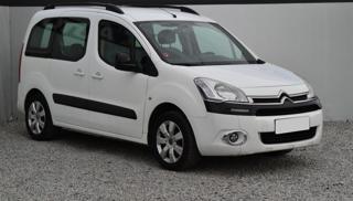Citroën Berlingo 1.6HDi,ČR,Serv.kn. kombi